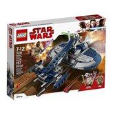LEGO 75199, Star Wars, General Grievous' Combat Speeder, borbeni jurnik generala Grievousa