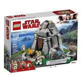 LEGO 75200, Star Wars, Ahch-To Island Training, trening na Ahch-Tou