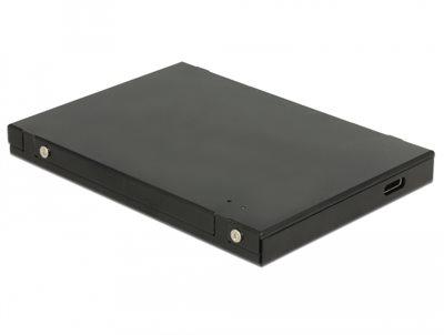 Konverter DELOCK, USB-C (F) na M.2 + SATA3