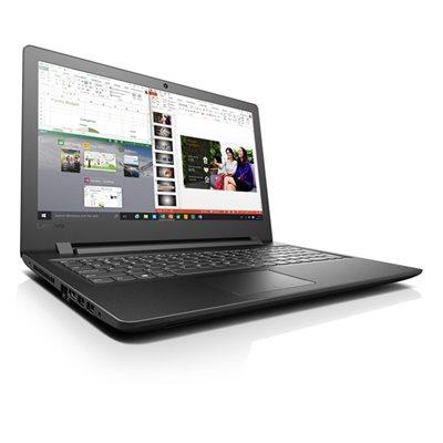 "Prijenosno računalo LENOVO IdeaPad V110 80TG011GSC / QuadCore N4200, DVDRW, 4GB, 1000GB, HD Graphics, 15.6"" LED HD, kamera, G-LAN, HDMI, BT, USB 3.0, DOS, crno"