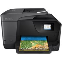 Multifunkcijski uređaj HP OfficeJet PRO 8710 e-All-in-One, printer/scanner/fax, 4800dpi, WiFi, LAN, USB