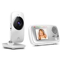 Monitor za bebe MOTOROLA MBP-482, ekran 2.4'', audio i video, do 300m