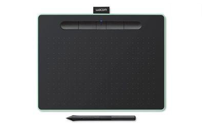 Grafički tablet WACOM Intuos S Bluetooth 2018, zeleni