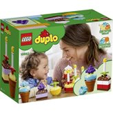 LEGO 10862, Duplo, My First Celebration, moja prva proslava