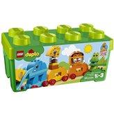LEGO 10863, Duplo, My First Animal Brick Box, moja prva kutija sa životinjama