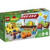LEGO 10867, Duplo, Farmers' Market, poljoprivredna tržnica
