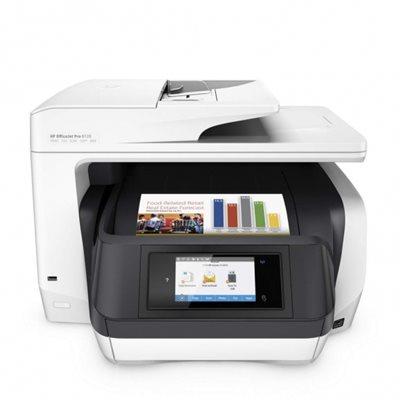Multifunkcijski uređaj HP OfficeJet PRO 8720 All-in-One, D9L19A, printer/scanner/copy/fax, 4800dpi, 256MB, USB