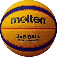 Košarkaška lopta MOLTEN B33T5000, sintetička koža, vel.6, FIBA 3x3