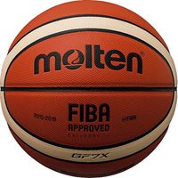 Košarkaška lopta MOLTEN BGF7X, sintetička koža, vel.7, FIBA