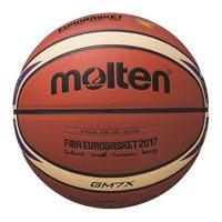 Košarkaška lopta MOLTEN BGM7X, sintetička koža, vel.7, FIBA
