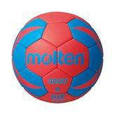 Rukometna lopta MOLTEN H2X3200, sintetička koža, vel.2, crveno/plava