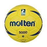 Rukometna lopta MOLTEN H2X5001, sintetička koža, vel.2, IHF službena lopta, plava