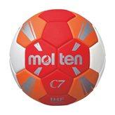 Rukometna lopta MOLTEN H1C3500 vel.1, guma, IHF approved, crveno/bijela