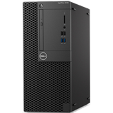 Računalo DELL Optiplex 3050MT / Intel Core i3 7100 3.9GHz, DVDRW, 4GB, 500GB, Intel HD Graphics 630, Windows 10 Pro