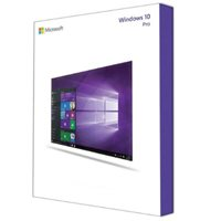 MICROSOFT Windows 10 Pro, 32-bit/64-bit, Hrvatski, Retail, USB, FQC-10134
