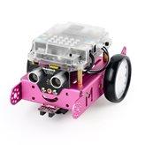 Robot MAKEBLOCK mBot V1.1, STEM edukacijski set za djecu, bluetooth, rozi