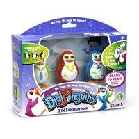 Set za igru DIGI PENGUINS 3u1, tri pingvina sa zviždaljkom
