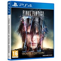 Igra za PS4, Final Fantasy XV Royal Edition