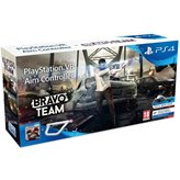 Bravo Team + Aim Controller komplet VR PS4