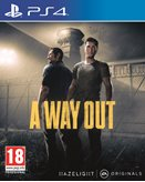 Igra za SONY PlayStation 4, A Way Out PS4 - PREORDER