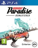 Igra za SONY PlayStation 4, Burnout Paradise Remastered PS4 - PREORDER