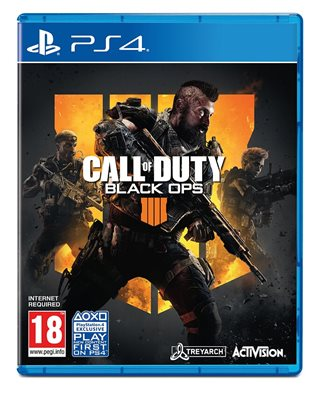 Igra za SONY PlayStation 4, Call of Duty: Black Ops 4 PS4 - PREORDER