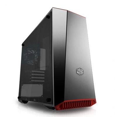 Računalo LINKS Radon M15I WIN / Intel QuadCore i3 8100 (3.6GHz), 8GB DDR4, HDD 1000GB, AMD RX 570 8GB, Antivirusna zaštita, Windows 10