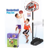 Dječji sportski set za košarku, KINGS SPORT, Basketball Play Set, 180-230cm