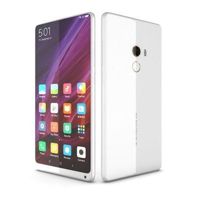 "Smartphone XIAOMI MI MIX 2, 5.99"" FHD IPS multitouch, OctaCore Snapdragon 635, 8GB RAM, 128GB Flash, GPS, BT, kamera, Android 7.1, bijeli, SE"