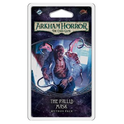 Društvena igra ARKHAM HORROR - The Pallid Mask, living card game, ekspanzija