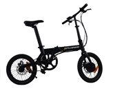 Električni bicikl XPLORER Mini, kotači 16˝, crni