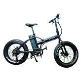 Električni bicikl XPLORER Sydney, kotači 20˝, crni