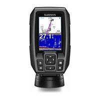Fishfinder GARMIN Striker 4 (s krmenom sondom CHIRP 77/200kHz, 4-pin) GPS