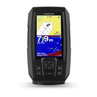 Fishfinder GARMIN Striker Plus 4 (s krmenom sondom CHIRP 77/200kHz, 4-pin),GPS