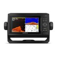"GPS uređaj Garmin echoMAP Plus 62cv Color, int. antena, s GT20-TM sondom (6,0"")"