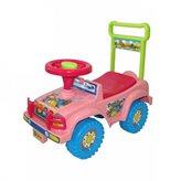 Guralica za djecu, Dino Truck, roza