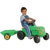Guralica za djecu, Traktor s prikolicom