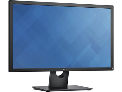 "Monitor 24"" DELL E2417H, IPS, 8ms, 250cd/m2, 1000:1, crni"