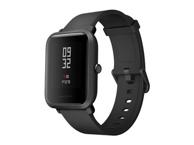 Sportski sat XIAOMI Amazfit Bip, HR, GPS, pametne notifikacije, crna