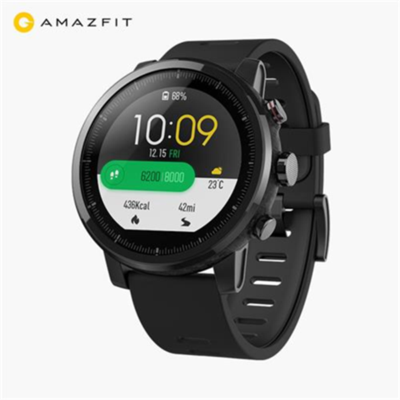 Sportski sat XIAOMI Amazfit Stratos, HR, GPS, 4GB, pametne notifikacije