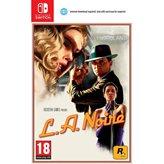 Igra za NINTENDO Switch, L.A. Noire