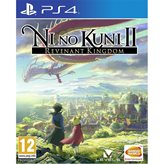 Igra za SONY PlayStation 4, Ni No Kuni II: Revenant Kingdom