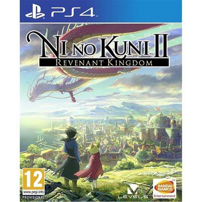 Igra za SONY PlayStation 4, Ni No Kuni II: Revenant Kingdom