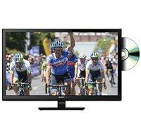 "LED TV 24"" SHARP LC-24DHF4012E, HD Ready, DVB-T/T2/C/S/S2, HDMI, USB, 60cm, Integrirani DVD player"