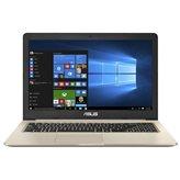 "Prijenosno računalo ASUS VivoBook Pro 15 N580VD-FY208 / Core i5 7300HQ, 8GB, 256GB SSD, GeForce GTX1050, 15.6"" LED HD, HDMI, G-LAN, BT, USB 3.1, DOS, zlatno"