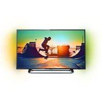 "LED TV 50"" PHILIPS 50PUS6262/12, SMART, 4K UHD, DVB-T2/C/S2 , HDMI, USB, LAN, WIFI, energetska klasa A+"