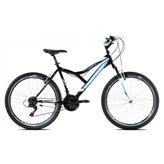 Dječji bicikl CAPRIOLO MTB Diavolo 600FS vel.19˝, kotači 26˝, plavi