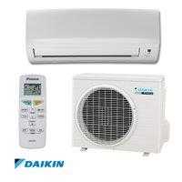 Klima uređaj DAIKIN FTXB35C/RXB35C set, hlađenje 3,5(1,3-3,8)kW , grijanje 3,5(1,3-4,8)kW, energetska klasa A+, A+