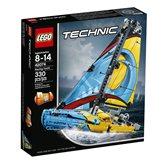LEGO 42074, Technic, Racing Yacht, trkaća jahta, 2u1