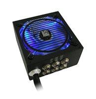 Napajanje 550W, LC POWER LC8550 V2.31 Metatron Prophet, ATX V2.31, 135mm vent, APFC, modularno, 80+ Bronze